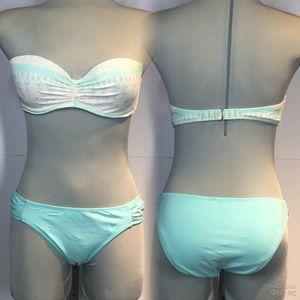 Victoria Secret green Two pieces Bikini Swimsuit